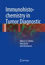 Couverture de l'ouvrage Immunohistochemistry in Tumor Diagnostics