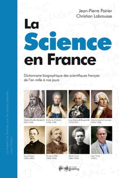 Couverture de l'ouvrage La Science en France