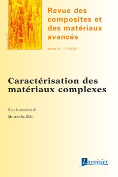 Couverture de l'ouvrage Revue des composites et des matériaux avancés Volume 27 N° 1-2_Janvier-Juin 2017