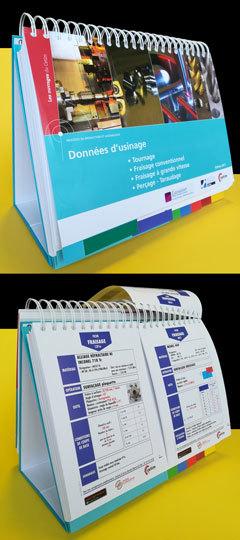 Couverture de l'ouvrage Données d'usinage - Réf. 3D91