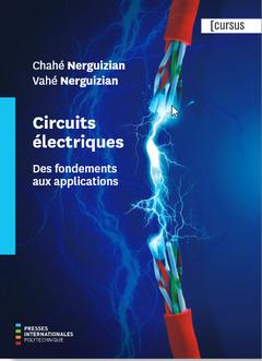 Couverture de l'ouvrage Circuits électriques