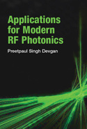 Cover of the book Applications of Modern RF Photonics