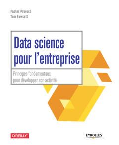 Couverture de l'ouvrage Data science pour l'entreprise