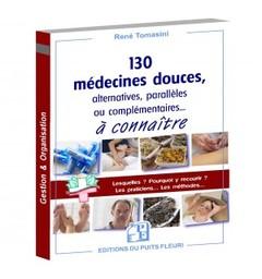 Couverture de l'ouvrage 150 médecines douces, alternatives, parallèles ou complementaires... à connaître