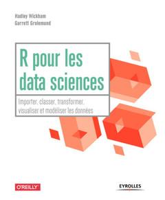 Couverture de l'ouvrage R pour les data sciences