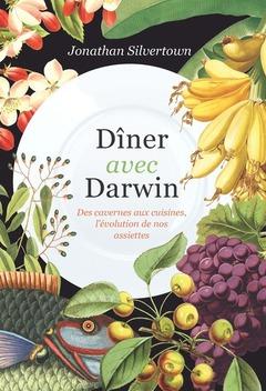 Couverture de l'ouvrage Dîner avec Darwin