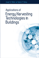Couverture de l'ouvrage Applications of Energy Harvesting Technologies in Buildings