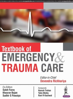 Cover of the book Textbook of Emergency & Trauma Care