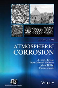 Couverture de l'ouvrage Atmospheric Corrosion (2nd Ed.)