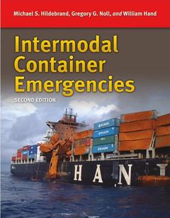 Cover of the book Intermodal Container Emergencies