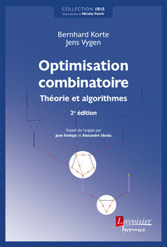 Couverture de l'ouvrage Optimisation combinatoire