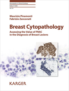 Couverture de l'ouvrage Breast Cytopathology