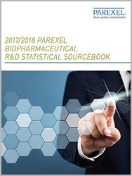 Couverture de l'ouvrage Parexel Biopharmaceutical R&D Statistical Sourcebook 2017/2018