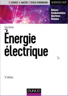 Cover of the book Énergie électrique
