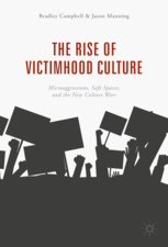 Cover of the book The Rise of Victimhood Culture