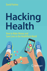 Cover of the book Hacking Health