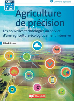Cover of the book Agriculture de précision