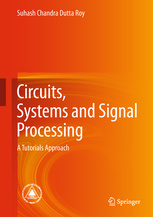 Cover of the book Circuits, Systems and Signal Processing