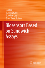 Cover of the book Biosensors Based on Sandwich Assays