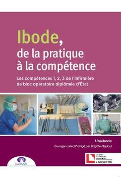Couverture de l'ouvrage IBODE, de la pratique à la compétence