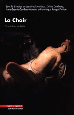 Cover of the book La chair