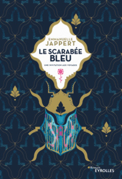 Couverture de l'ouvrage Le scarabée bleu
