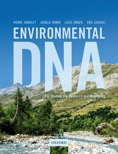 Cover of the book Environmental DNA