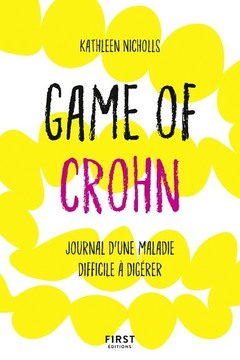 Couverture de l'ouvrage Game of crohn