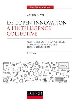 Couverture de l'ouvrage Open innovation