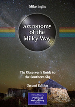Couverture de l'ouvrage Astronomy of the Milky Way (2nd Ed.)