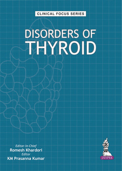 Cover of the book Disorders of Thyroid