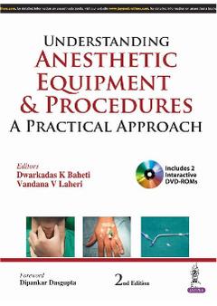 Cover of the book Understanding Anesthetic Equipment &  Procedures