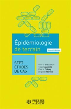 Couverture de l'ouvrage Epidémiologie de terrain