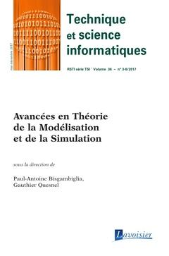 Couverture de l'ouvrage Avancées en Théorie de la Modélisation et de la Simulation