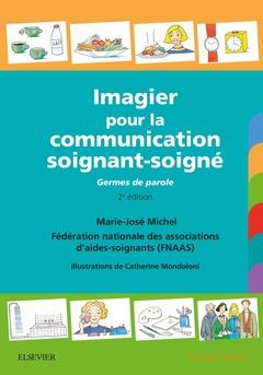 Couverture de l'ouvrage Imagier pour la communication soignant-soigné