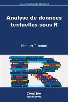 Couverture de l'ouvrage Analyse de données textuelles sous R