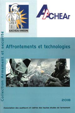 Couverture de l'ouvrage Affrontements et technologies