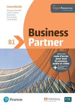 Couverture de l'ouvrage Business Partner - Niveau B1