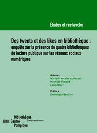 Couverture de l'ouvrage Des tweets et des likes en bibliothèque