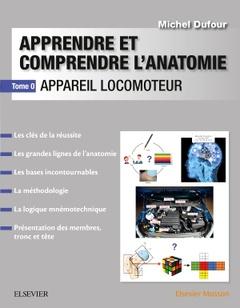 Couverture de l'ouvrage Apprendre et comprendre l'anatomie