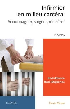 Couverture de l'ouvrage Infirmier en milieu carcéral