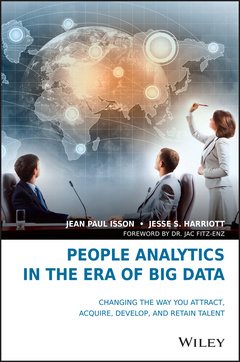 Couverture de l'ouvrage People Analytics: In the Era of Big Data