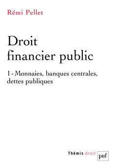 Couverture de l'ouvrage Droit financier public 1