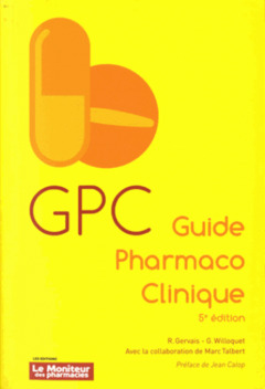 Couverture de l'ouvrage Guide pharmaco clinique 5e ed