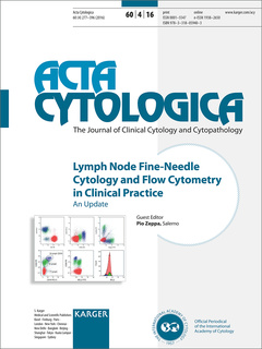 Couverture de l'ouvrage Lymph Node Fine-Needle Cytology and Flow Cytometry in Clinical Practice