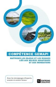 Couverture de l'ouvrage Compétence GEMAPI