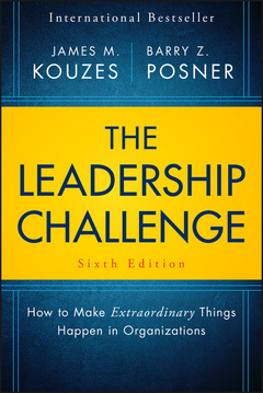 Couverture de l'ouvrage The Leadership Challenge (6th Ed.)