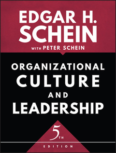 Couverture de l'ouvrage Organizational Culture and Leadership (5th Ed.)