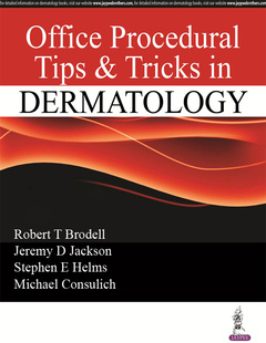 Cover of the book Office Procedural Tips & Tricks in Dermatology