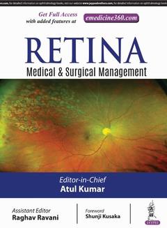 Couverture de l'ouvrage Retina